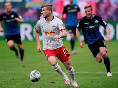 Video RB Leipzig 1-1 Paderborn: Werner góp dấu giày, phút cuối sững sờ