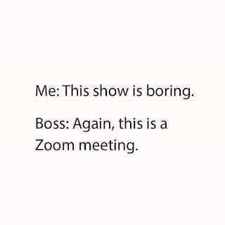 joke about zoom