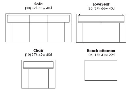 length of 2 seater sofa full size sleeper projects in computers: rhino: furniture, objects and ...