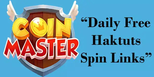 Haktuts Coin Master 50 FREE Spin Links Daily