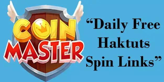 Haktuts Coin Master 50+ FREE Spins Links - (September 2021)