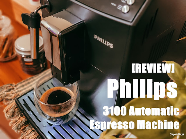 Sugoi Days Review Philips 3100 Series Automatic Espresso