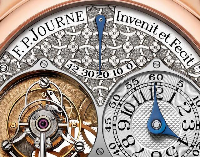F.P.Journe Tourbillon Souverain Régence Circulaire