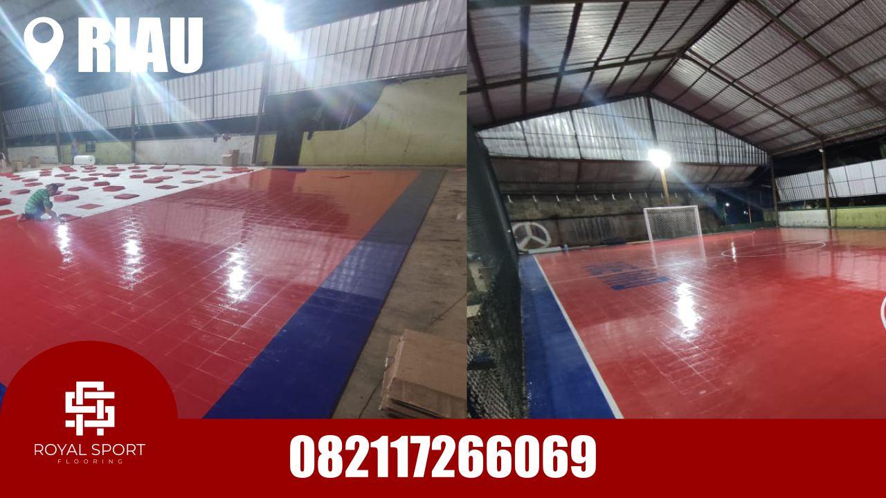 Jual Interlock Futsal Riau