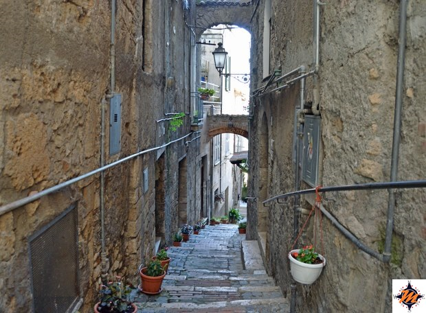 Anagni, centro storico