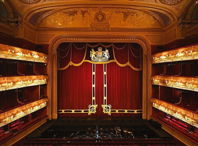 Royal Opera House, London, Inggris