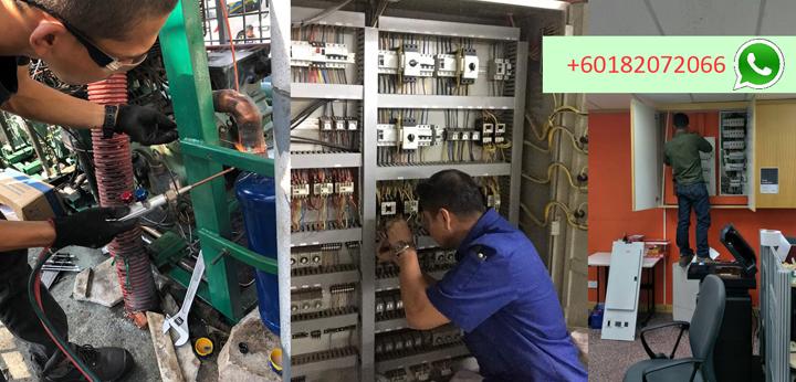 Acco Eureka - Penyedia Maintenance Service Pilihan Seluruh Lembah Klang