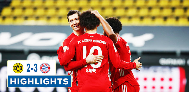 russia Dortmund vs Bayern München – Highlights