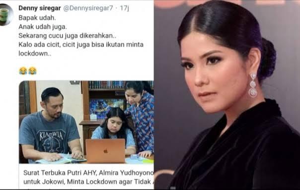 KPAI Sayangkan Aksi Pembullyan Denny Siregar terhadap Almira Putri AHY