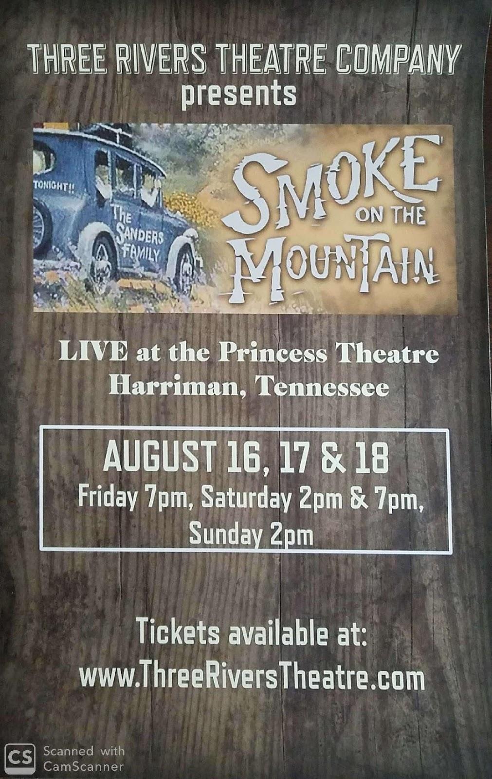 smoke on mountain