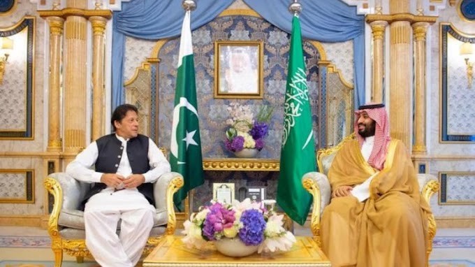 PM Imran departs for Saudi Arabia on one-day visit