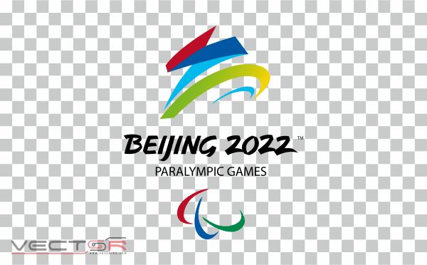 Beijing 2022 Paralympic Games Logo - Download .PNG (Portable Network Graphics) Transparent Images