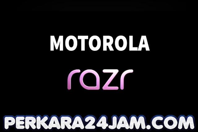 Smartphone Moto Razr Terbaru Akan Hadir Pada 9 September 2020