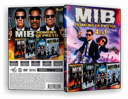 Coleção - MIB 4X1 - ISO