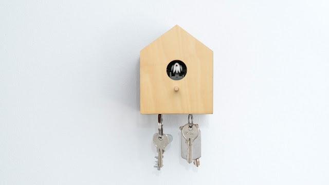 【好設計】德國 KUCKUCK 布穀鳥時鐘 重現北歐復古家居