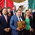 Entrega Congreso del Estado Medalla al Mérito Policial
