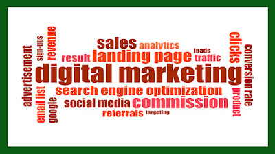 Digital marketing | Types of Digital marketing