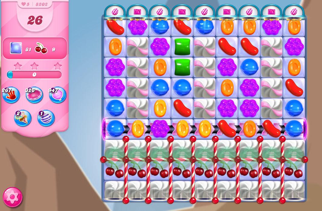 Candy Crush Saga level 8202