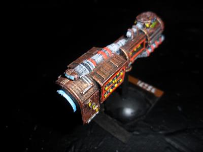 CB01 Xyorrat Class Battlecruiser