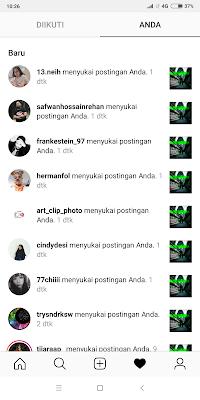 Cara menambah like instagram tanpa aplikasi