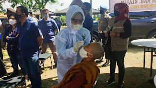 Kunjungi Candi Prambanan, Kapolda Jateng Puji Prokes Pada Perayaan Waisak
