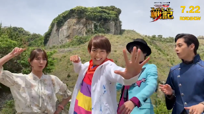New Kamen Rider Saber + Kikai Sentai Zenkaiger: Super Hero Senki Promo