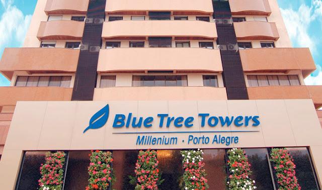 Blue Tree Towers Millenium Porto Alegre lança serviços especiais para noivos e noivas