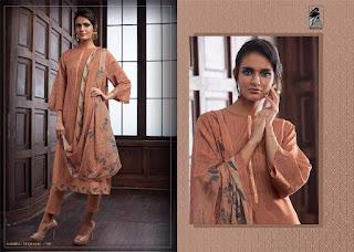Sahiba Majestic Chanderi Suits Catalogue wholesaler
