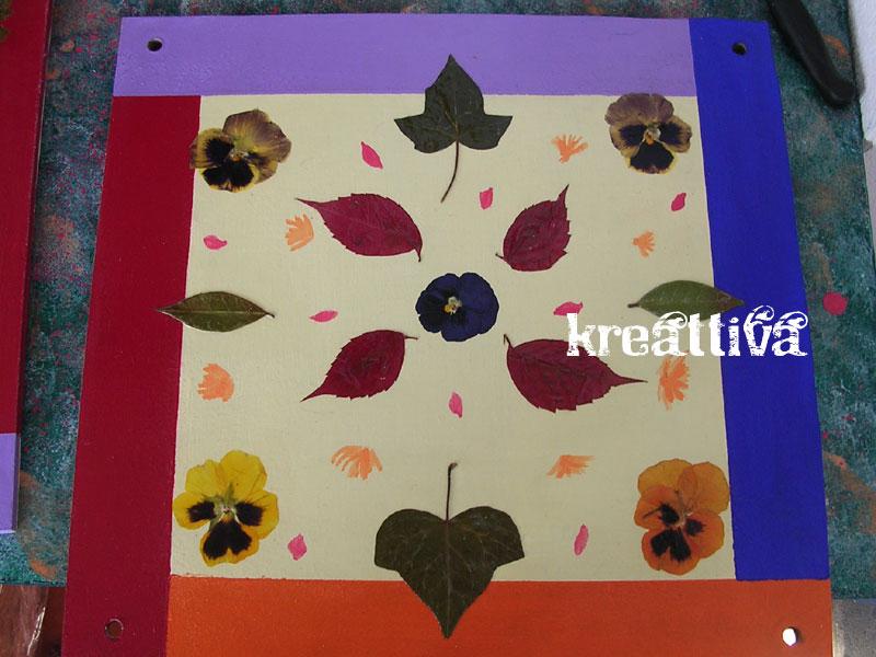 Pressa per fiori fai da te kreattivablog for Pressa fai da te