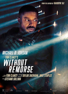 Tom Clancy's Without Remorse[2021][NTSC/DVDR-Custom HD]Ingles, Español Latino