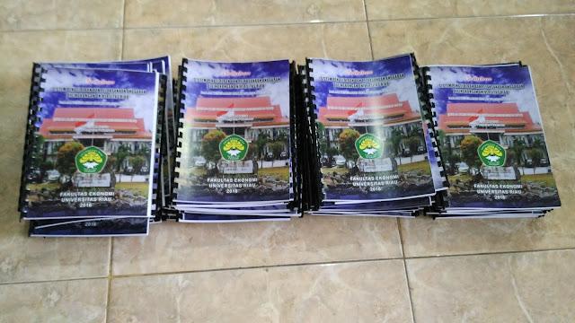 Buku Seminar Fakultas Ekonomi UNRI