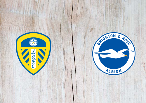 Leeds United vs Brighton & Hove Albion -Highlights 16 January 2021