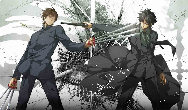 fate 10 Anime dengan Main Character (MC) Badass Bag. I