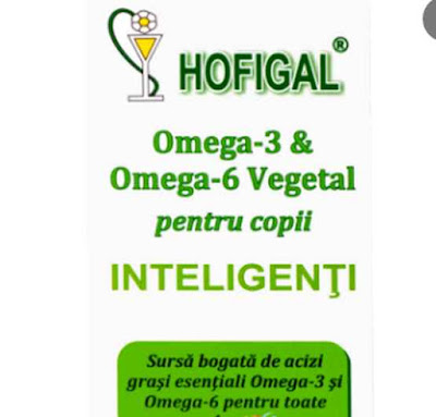 Păreri OMEGA 3 & 6 pentru copii inteligenți
