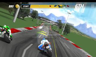 Jogue grátis Superbike Hero online html5