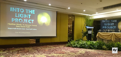 Into The Light Project: Results From Philippine Health Information System on Mental Health Condition