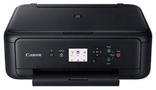 Deal amongst your entire conventional commitments amongst the picayune  Canon PIXMA TS5110 Drivers Download