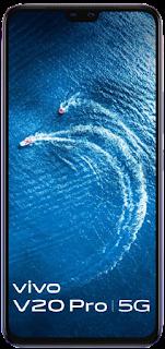 Vivo V20 Pro,Internal Storage 128 GB, RAM 8 GB