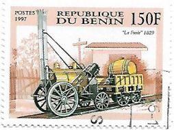 Selo Locomotiva Rocket 1829