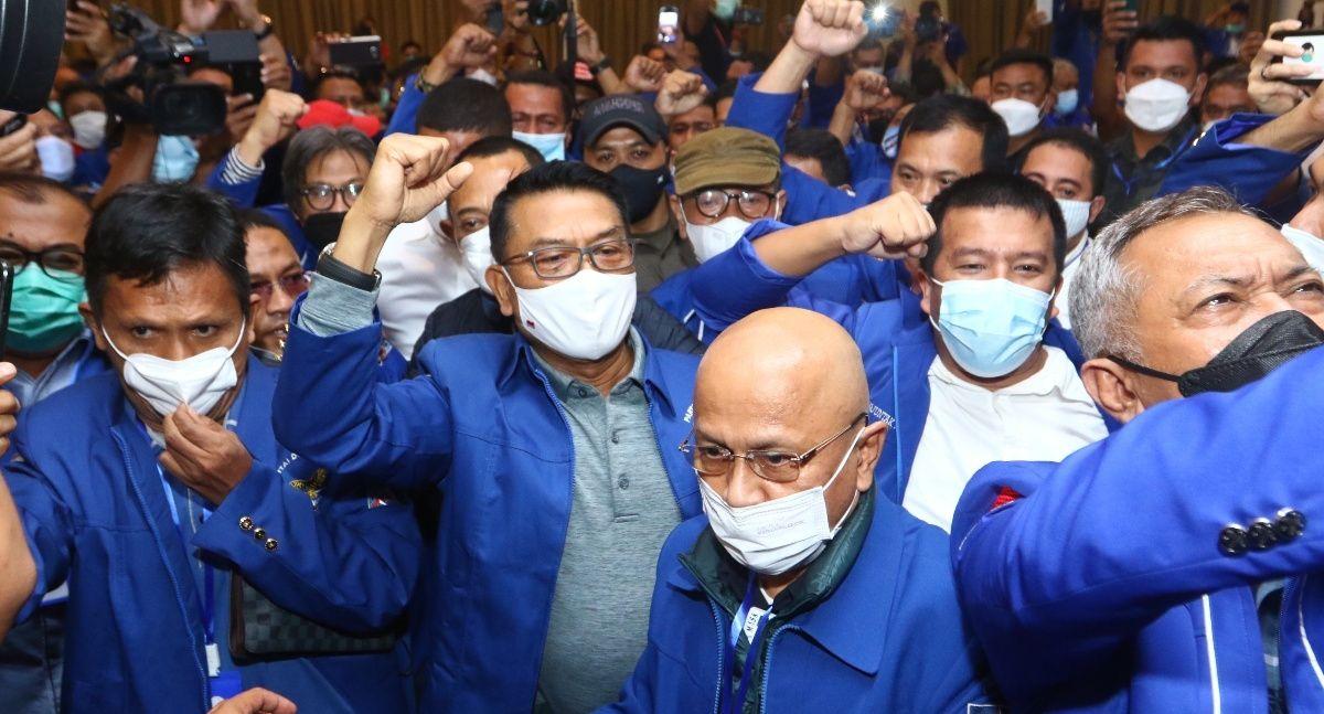 Sindir Kubu Moeldoko Soal Hukum, DPP PD: Kalian Ini Tinggal di Indonesia atau Hutan Rimba?