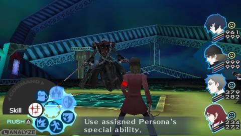 PSP Rom] Shin Megami Tensei: Persona 3 Portable