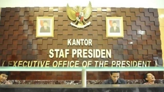 Moeldoko Bantah Keterlibatan KSP di Pembentukan Relawan Jokowi