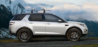 2017 range rover discovery sport