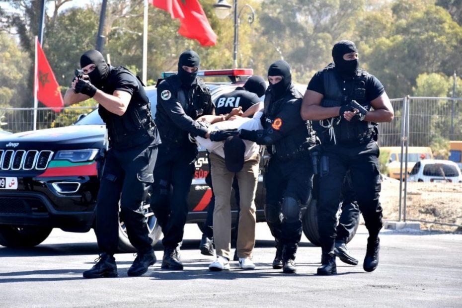 ٱمن مكناس يتمكن من إعتقال المشتبه الرئيسي في جريمة قتل الشرطي..التفاصيل..!