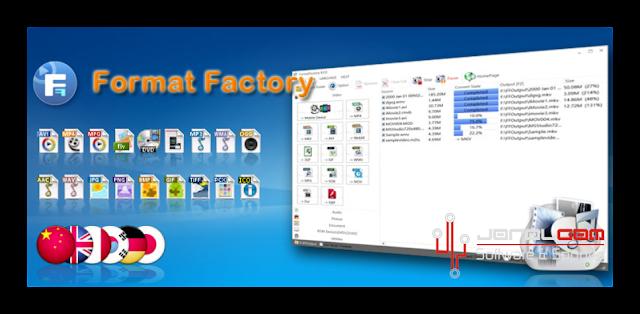 Format Factory v4.1.0 Conversor de Formato Para Cualquier Tipo de Archivo !!!
