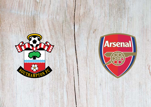 Southampton vs Arsenal -Highlights 25 June 2020