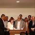 Prefeita Mary e demais Prefeitos da região  assinaram contratos para Policlínica Regional de Saúde em Itaberaba