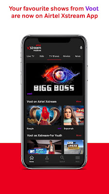 AIRTEL XSTREAM APP (MOD, AD-FREE) APK FOR ANDROID