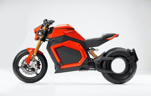 KTM Lookalike Electric Motorbike | Verge Motorcycle