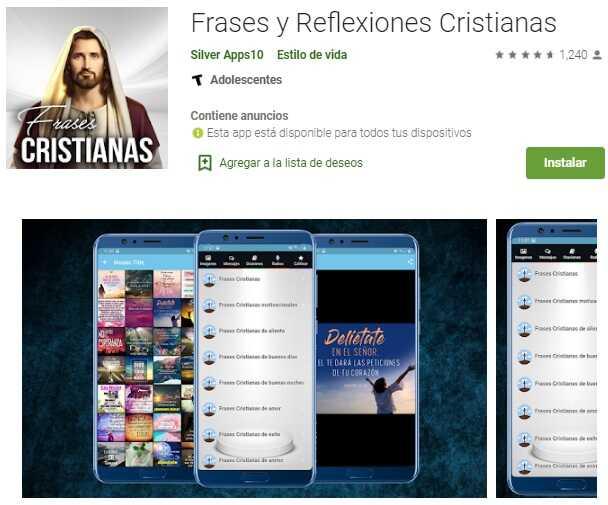 Aplicaciones cristianas gratis para celular
